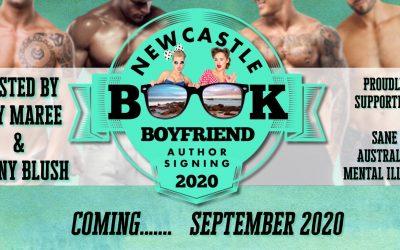 Newcastle Book Boyfriend